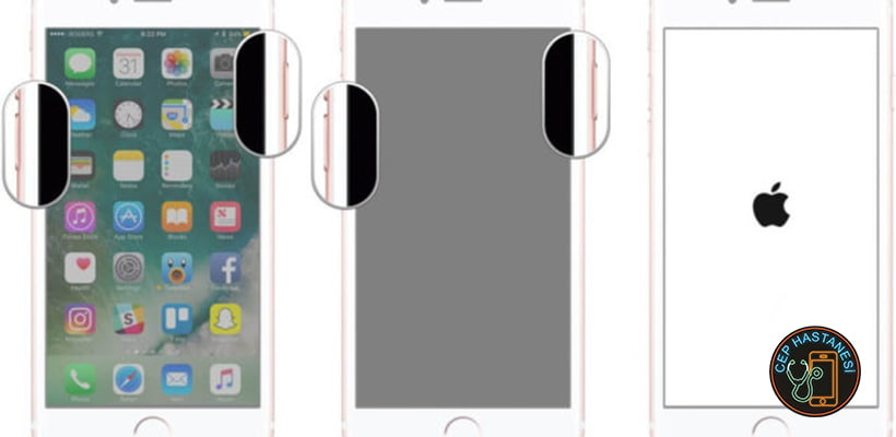 iPhone Tuşlarla Format Atma