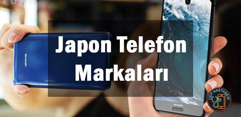Japon Telefon Markaları