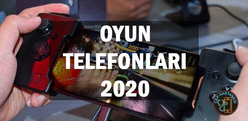 Oyun Telefonları 2020