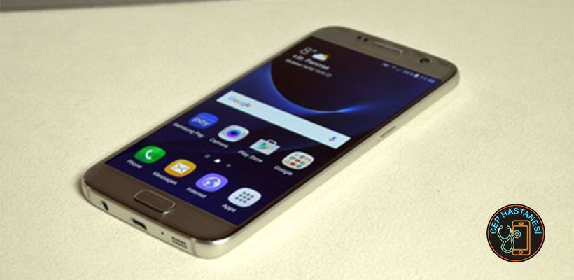 Samsung İç Ekran Kırılması