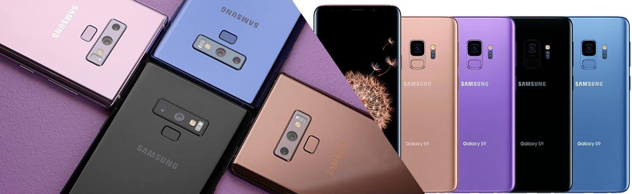 Samsung Cep Telefonu Alan Yerler