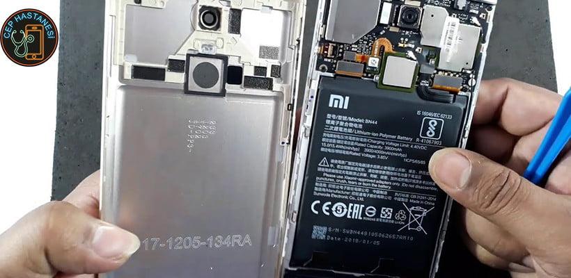 Xiaomi Mi 5 Şarj Soketi Değişimi