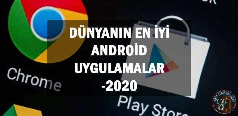 Dünyanın En İyi Android Uygulamaları-2020