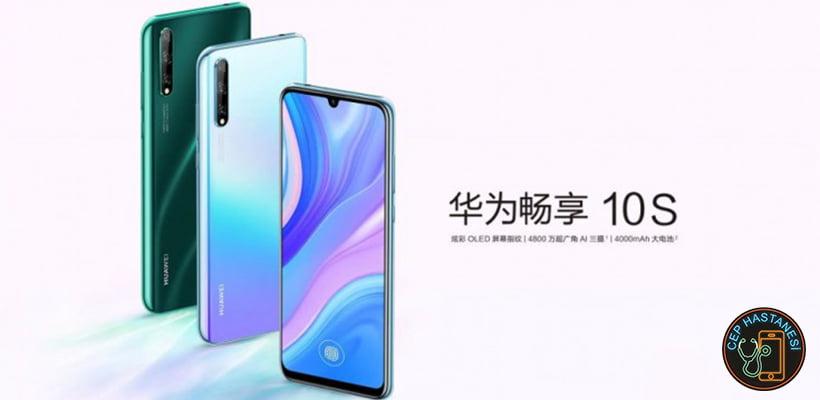 Huawei Enjoy 10S'i Duyurdu