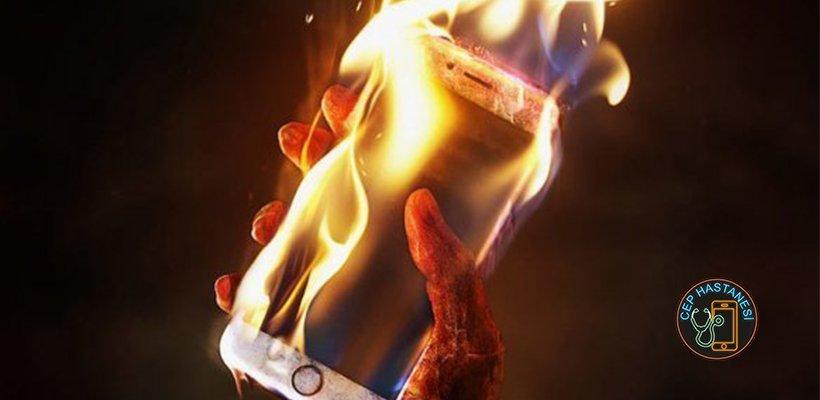 iPhone Güneste Kaldı Sıcaklık Uyarısı