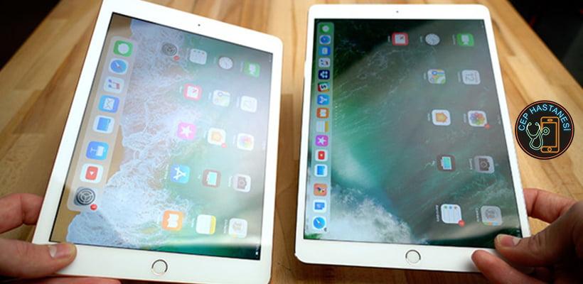 iPad Ekran Rengi Bozuldu