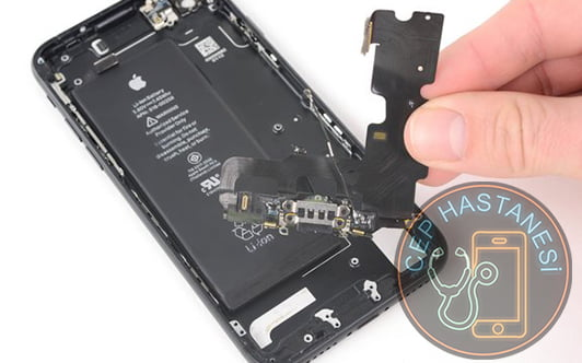iPhone 7 Şarj soketi değişimi fiyatı
