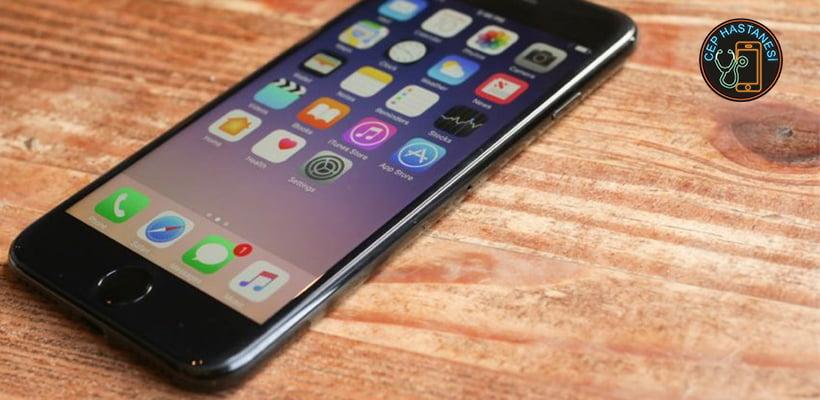 iPhone Ekranda Görüntü Var Dokunmatik Çalışmıyor