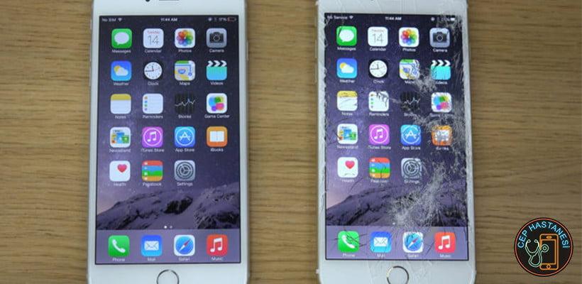 Ekranı Kırık Telefon Nasıl Tamir Edilir