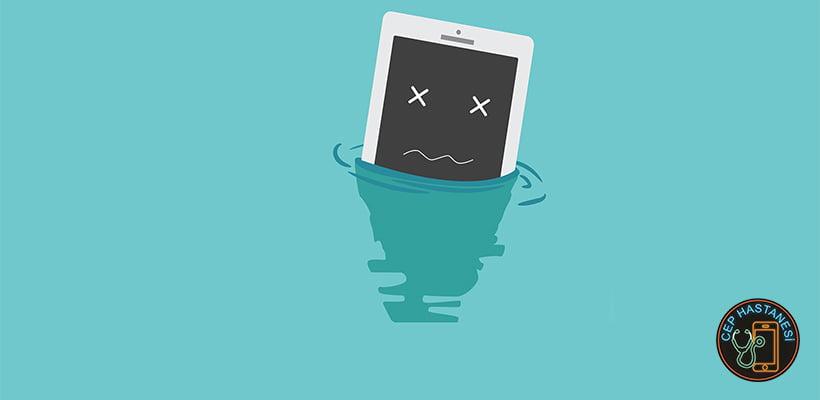 Suya Düşen Telefonu Kurtarma