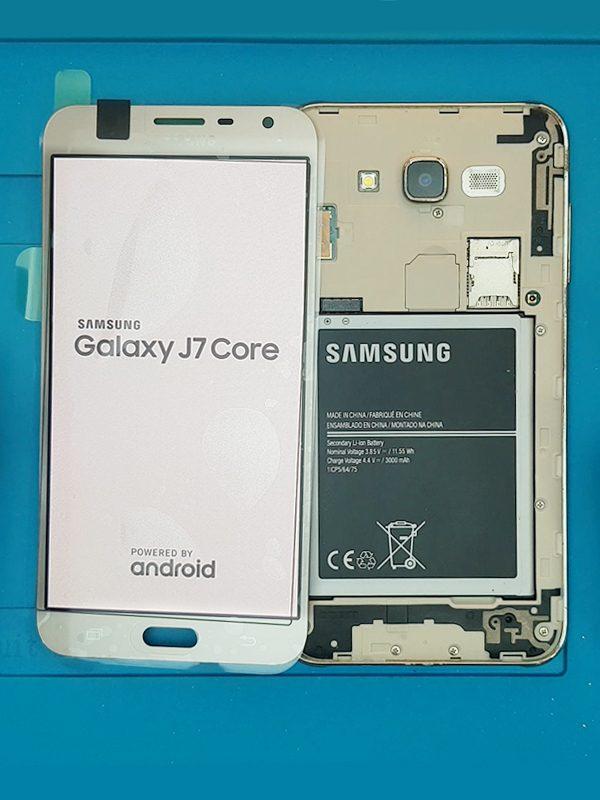 Samsung Galaxy J7 Core Ekran Değişimi