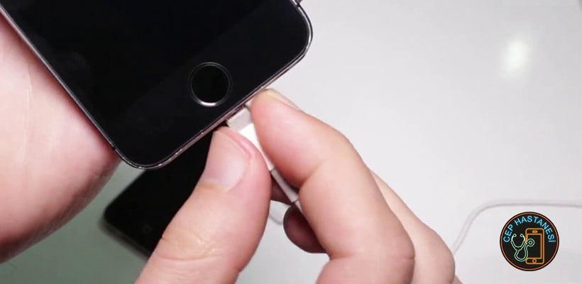 Telefon Şarj Girişi Nasıl Tamir Edilir