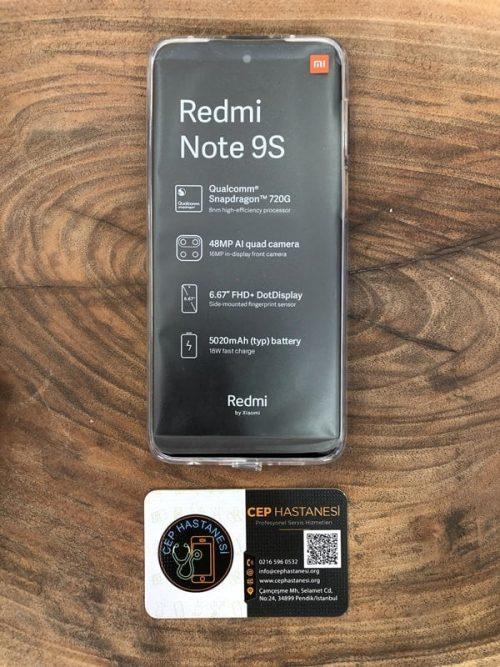 Xiaomi Redmi Note 9S Ekran Değişimi