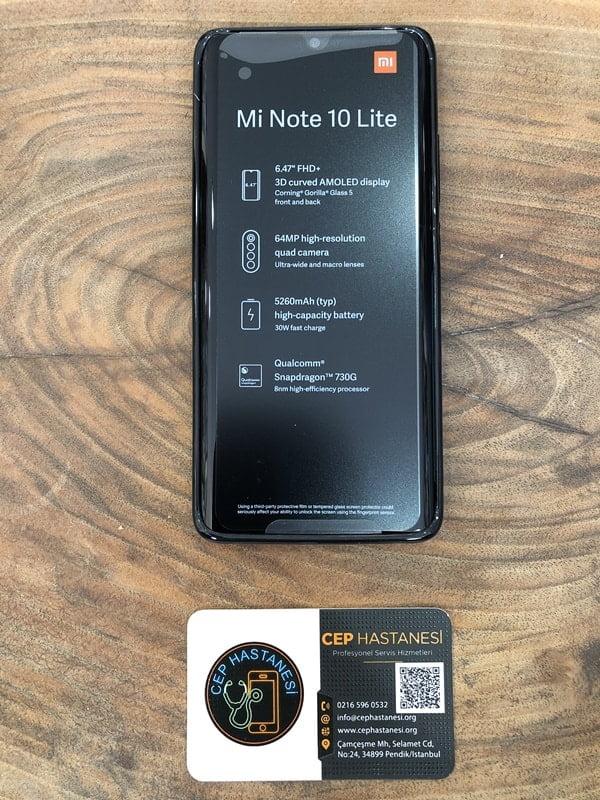 Xiaomi Mi Note 10 Lite Ekran Fiyat