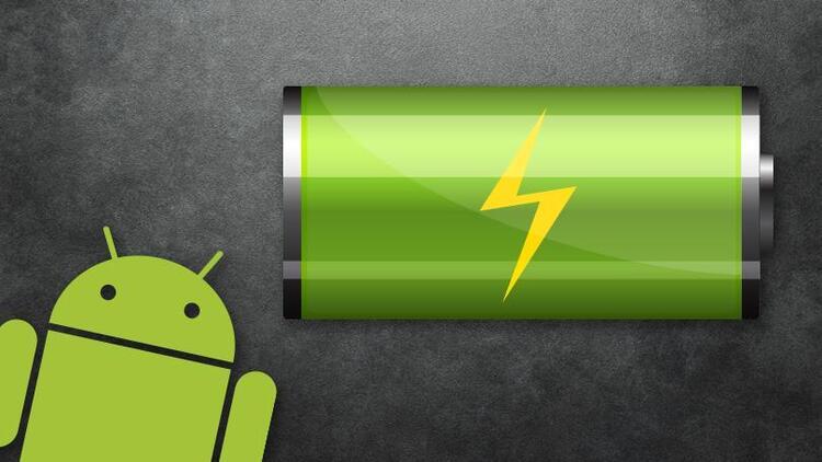 Android pil ömrü uzatma
