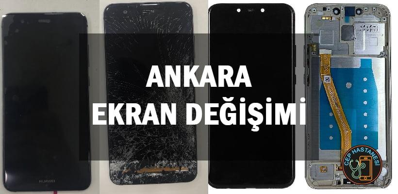 Ankara Ekran Değişimi