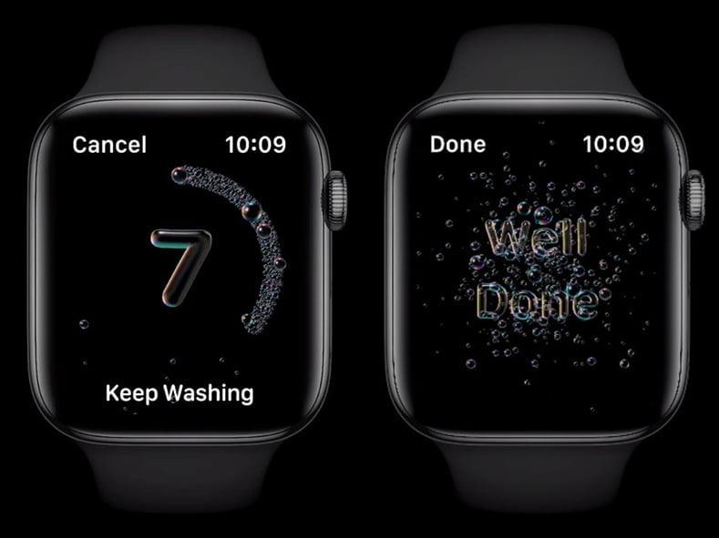 Apple WatchOS 7 ile Gelen Yenilikler