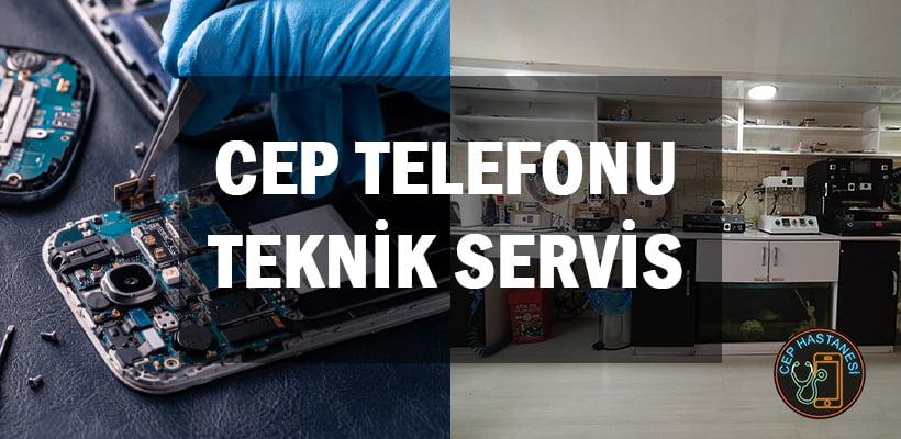 Cep Telefonu Teknik Servis