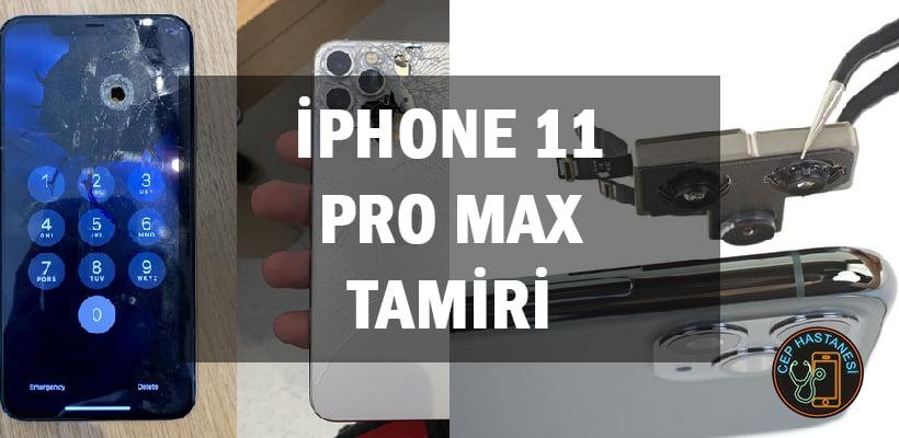 iPhone 11 Pro Max Tamiri