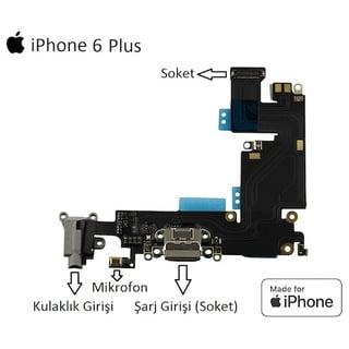Iphone 6 Plus Mikrofon Soketi Değişimi