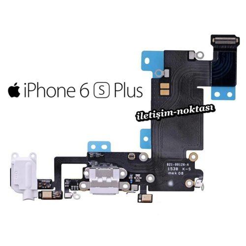 iPhone 6S Plus Mikrofon Soketi Değişimi