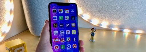 İPhone XS Max Ekran Titreşimi Nasıl Onarılır