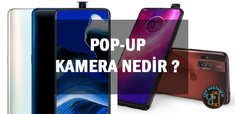 Pop-up Kamera Nedir
