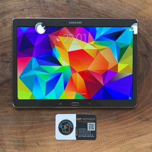 samsung tab sm-t800 ekran değişimi