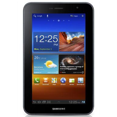 Samsung Tab GT-P6200 Ekran Değişimi