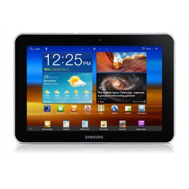 Samsung Tab GT-P7300 Ekran ve Cam Değişimi