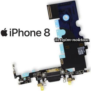 iPhone 8 Mikrofon Soketi Değişimi