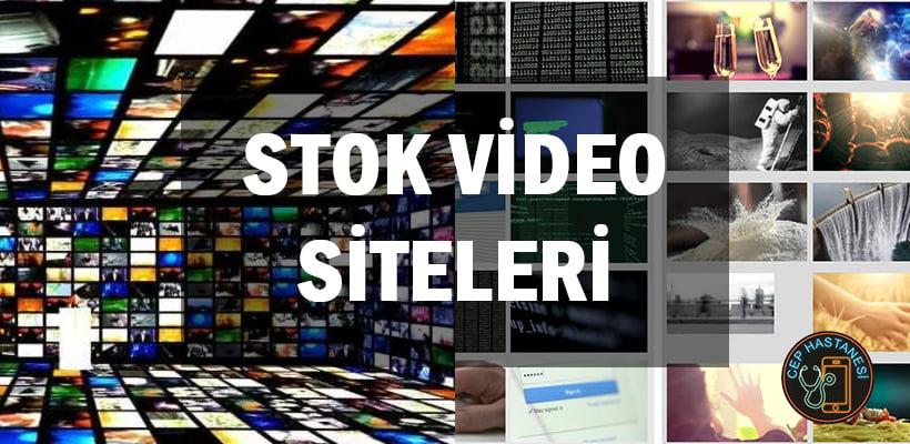 Stok Video Siteleri