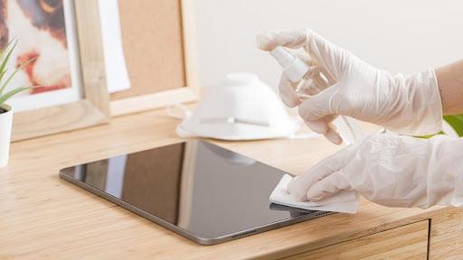 Tablet ve Telefon Temizliği Nasıl Yapılır ?