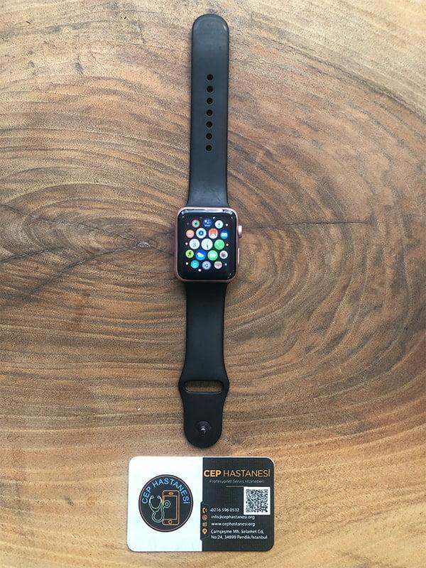 Apple Watch 1.Nesil 42mm Cam Değişimi