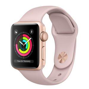 Apple Watch 3.Nesil 38mm Cam Değişimi