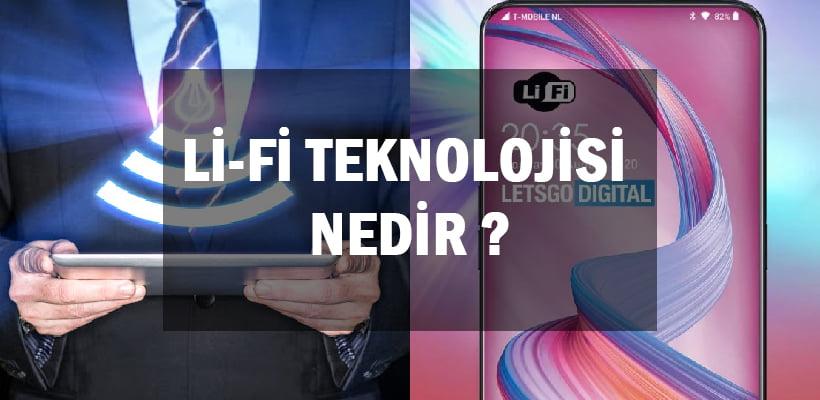 Li-Fi Teknolojisi Nedir