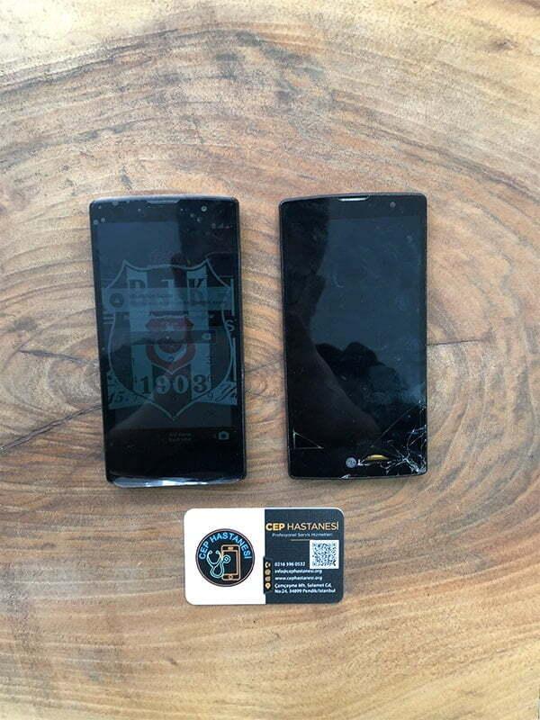 LG G4c Ekran Değişimi