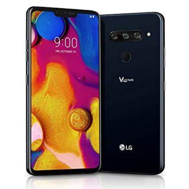 LG V40 Ekran Değişimi