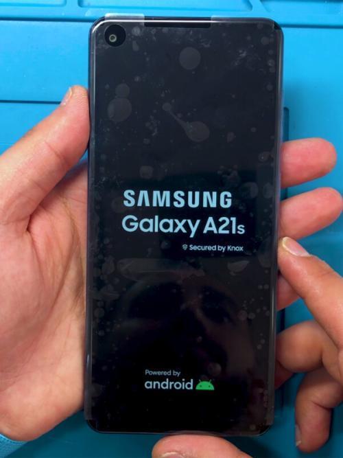 Samsung A21s Ekran Değişimi