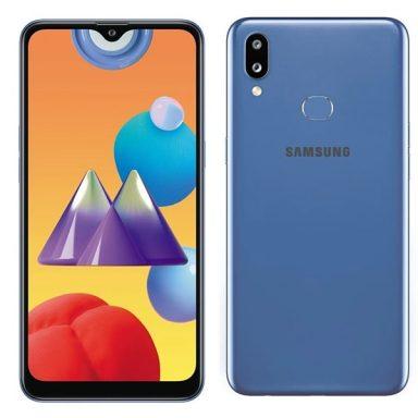 Samsung M01s Ekran Değişimi