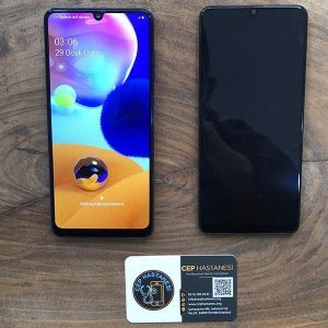 Samsung M31 Ekran