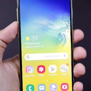 Samsung S10e Ekran Değişimi