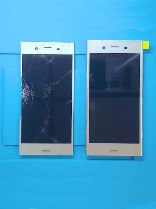 sony-xperia-xz1-ekran
