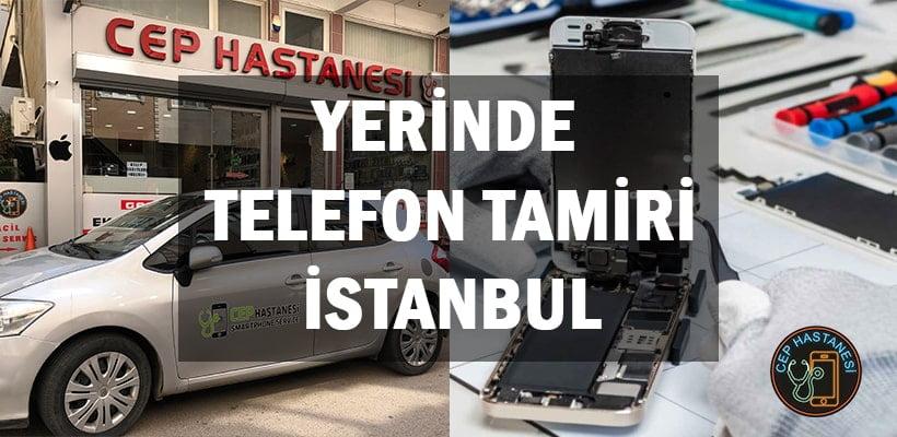 Yerinde Telefon Tamiri İstanbul