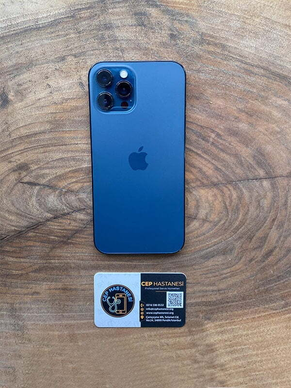Iphone 12 Pro Max Arka Cam