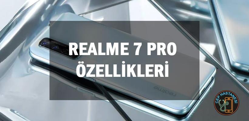 Realme 7 Pro Özellikleri