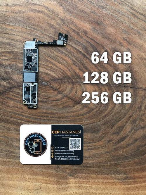 iPhone 7 Plus Hafıza Yükseltme Fiyatı