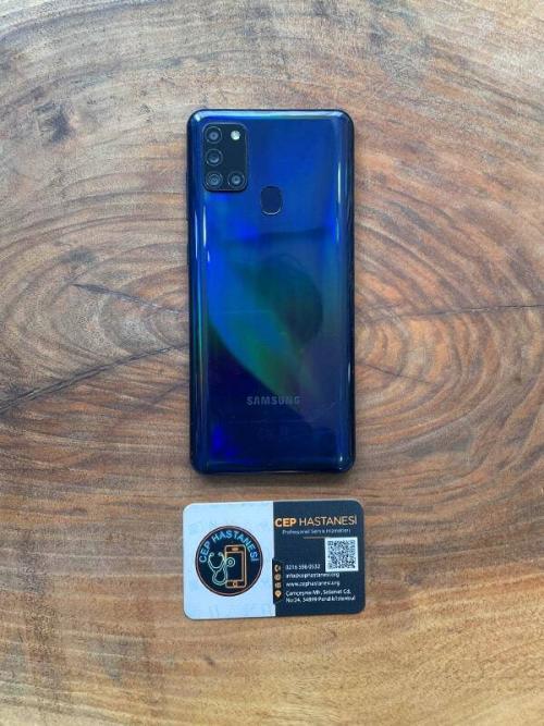 Samsung A21s Arka Cam Değişimi