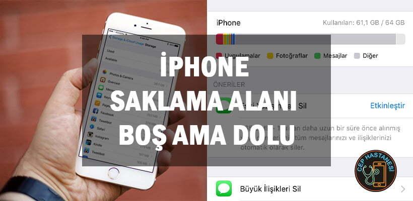 iphone-saklama-alani-bos-ama-dolu