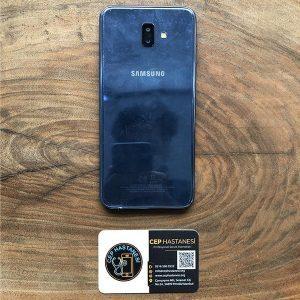 Samsung j6 Plus Arka Kapak Cam Değişimi